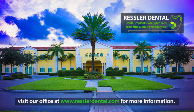 delray dentist office exterior
